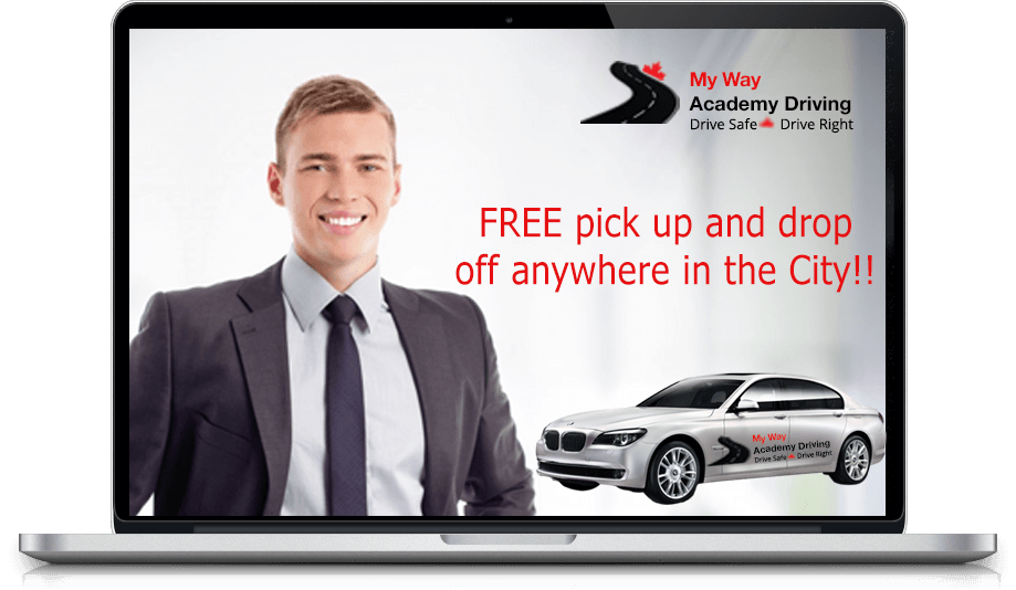 FREE Pick up and Drop off anywhere in the city
