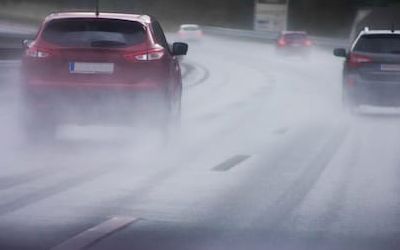 Top 5 Tips When You Have To Drive In Bad Weather